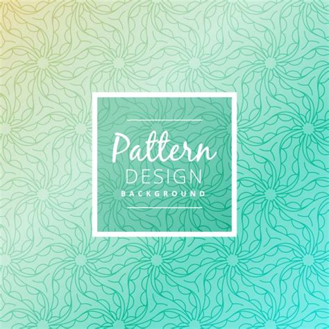vector pattern background psd turquoise pattern background vector free download