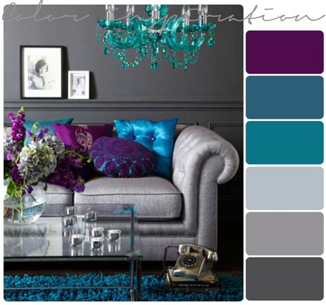 paint color combos living room