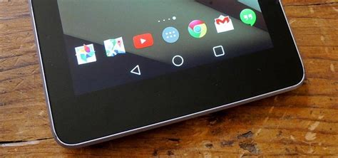 android navigation bar how to get android l s navigation bar on your nexus running 4 0 171 nexus 7
