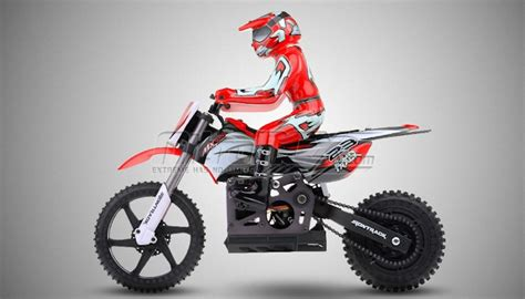 remote control motocross bike new 1 4 scale mx400 remote control 2 4ghz electric rtr