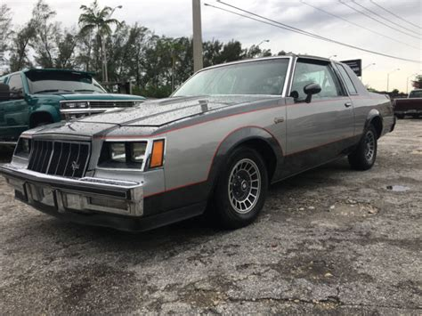 1982 buick grand national for sale 1982 buick regal grand national 3 8 liter turbo