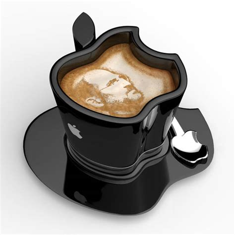 Interesting Coffee Mugs by Apple Icup An Usb Warming Coffee Mug Concept Design Swan