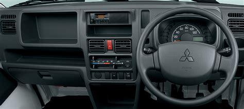 mitsubishi minicab interior new mitsubishi mini cab truck cockpit picture driver view