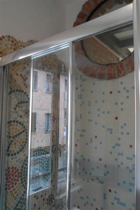 giuseppe doccia foto doccia in mosaico di calcagno giuseppe 352481