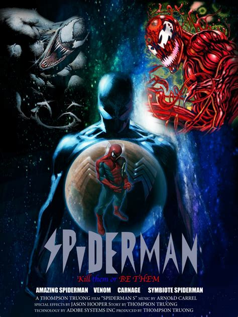 Spiderman Poster   Thompson Truong's ePortfolio