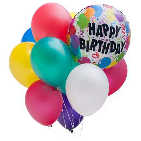 Balon Cake Happy Birthday birthday balloons photo and happy birthday wishes