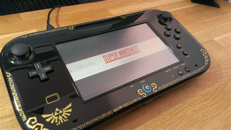 wii u on wii console this wii u gamepad console hack is the next best thing to