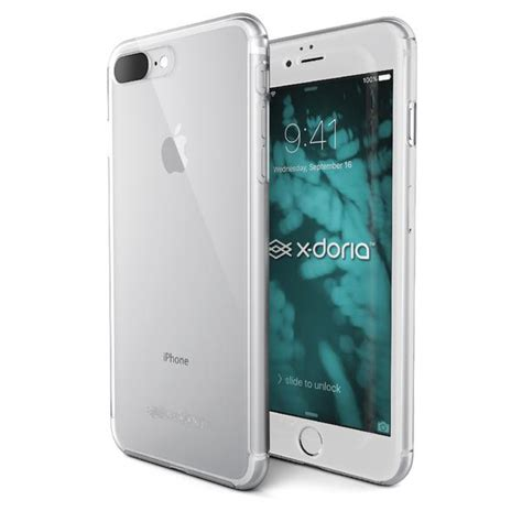 Iphone 7plus 7 Clear 360 Protection jovi international x doria defense glass 360 for