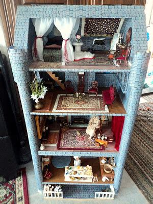 dollhouse i m just a obsessions dresser turned into dollhouse castle