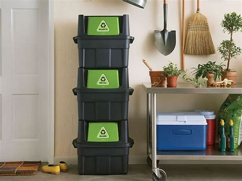 rubbermaid recycling products learning to recycling