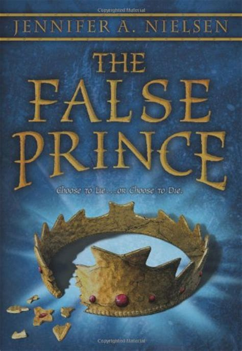 the prince books the false prince by a nielsen book review