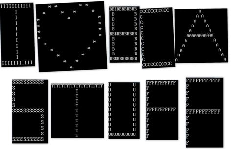 star pattern program c program to print alphabet patterns study material for