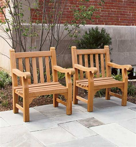 teak benches outdoor garden benches country casual teak