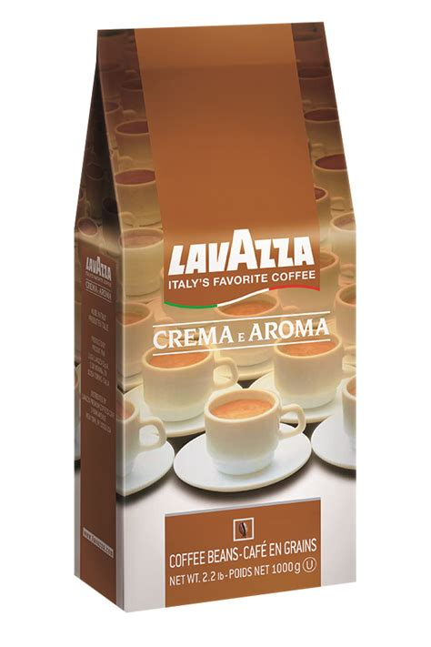 Amazon.com : Lavazza Crema e Aroma Whole Bean Coffee Blend, Medium Roast, 2.2 Pound Bag