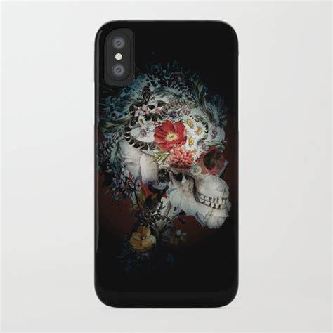 skull i black series iphone by rizapeker society6