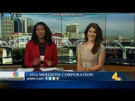 wsmv tv channel 4 nashville facebook wsmv tv channel 4 news at noon close 12 27 2016 youtube