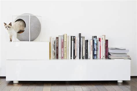 designboom cat furniture meyou crafts feline furniture for the contemporary cat