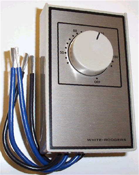 thermostats for industrial commercial and residential heating
