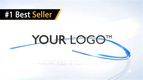 Ribbons Logo Final Cut Pro X Template Cut Pro Intro Templates