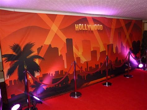 theme music in hollywood hollywood theme party packages peach entertainments