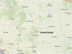 of the seven states that touch colorado which is your