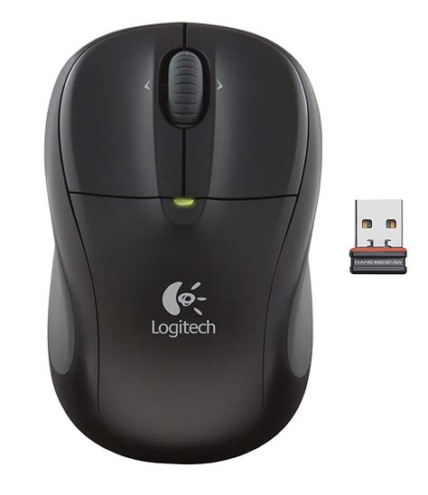 Mouse Wireless M Tech By Susilo new oem logitech m305 wireless mouse black 910