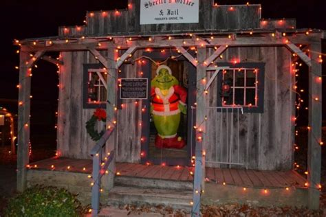 the 11 best christmas displays in tennessee
