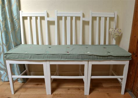 diy bench seating diy bench seat upcycled furniture vicky myers creations