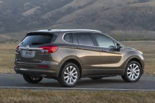 Buick Crossovers Confirmed 2016 Buick Envision Crossover Coming To U S In