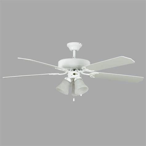 high tech ceiling fan radionic hi tech tutor 42 in white ceiling fan with light