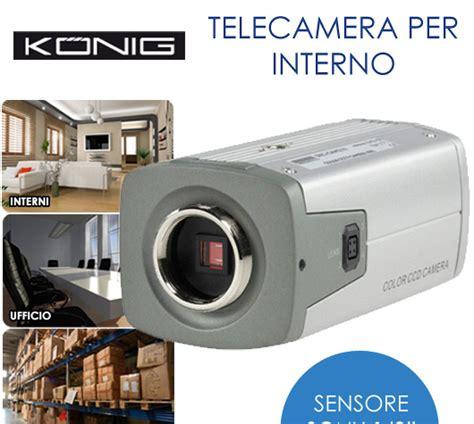 sicurezza interno it telecamera di sicurezza per interno ccd sony 1 3 quot con