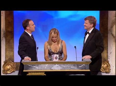 lucy davis youtube lucy davis and adrian chiles at the british comedy awards
