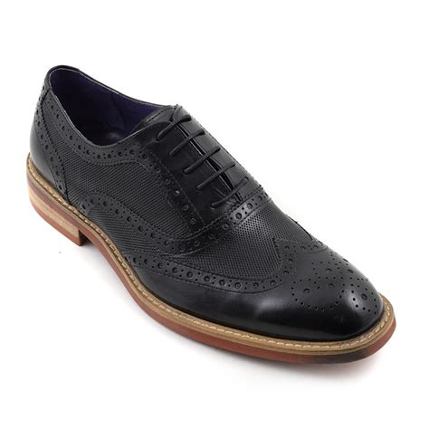 Brogue Oxfords buy mens black oxford brogues contemporary gucinari
