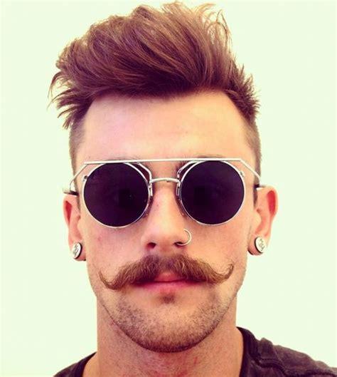 25 heroic handlebar mustache styles to rock 2018