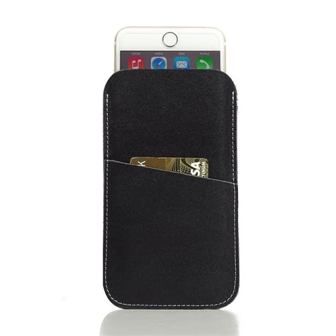 best leather card holder iphone 7 leather card holder pdair best sleeve