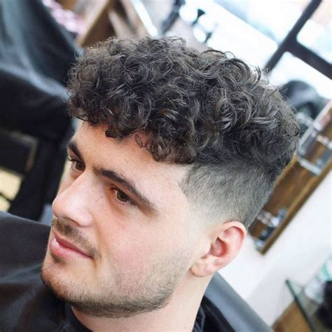 perm for men longer in front a little shorter on sides mens perm hairstyles short hairstyle 2013