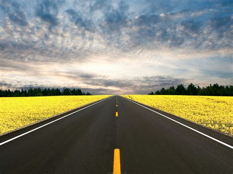 Car Wallpaper Road by Road Wallpapers High Quality Free