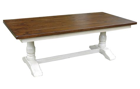 trestle table with extensions kate furniture
