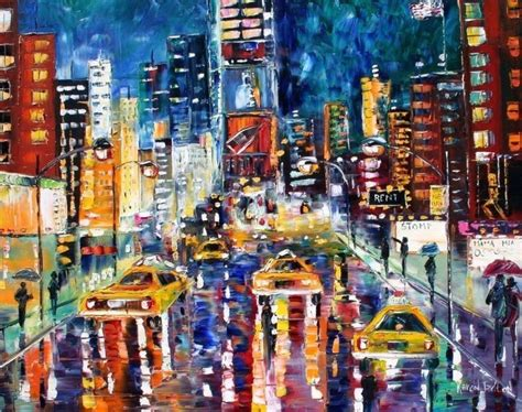 what is paint nite nyc limited edition giclee print new york city times