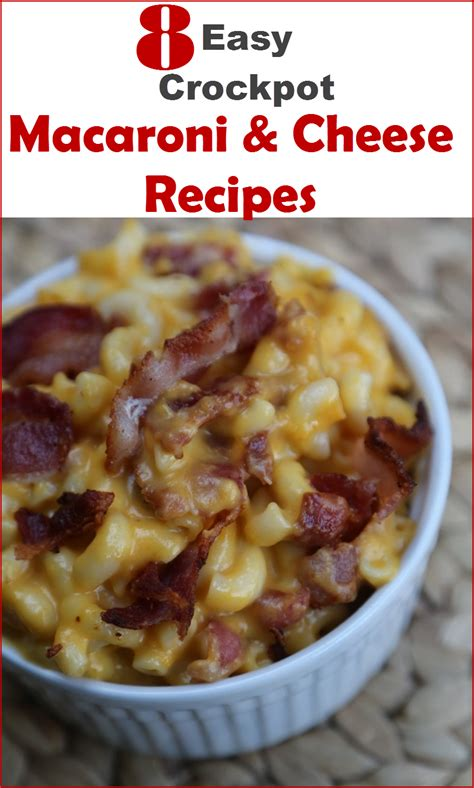 easy macaroni cheese easy slow cooker macaroni and cheese recipe dishmaps