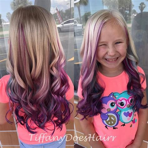 Is Pink This Year by Summer Hair Pink Purple And Blue 1 Likes 1