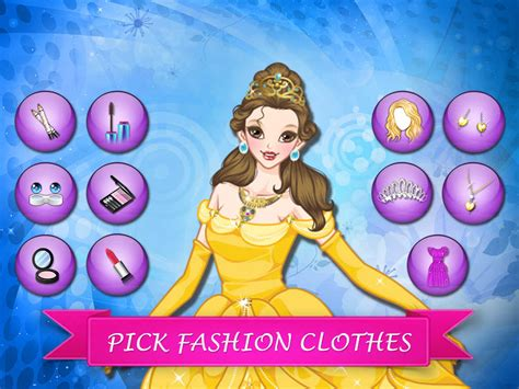 pixie hollow real haircut makeover game dress up games app shopper princess make up salon pretty girl makeover