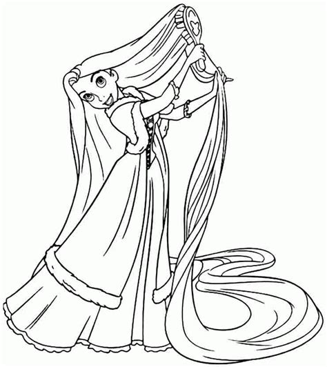 Free Printable Coloring Pages Disney Princessll L