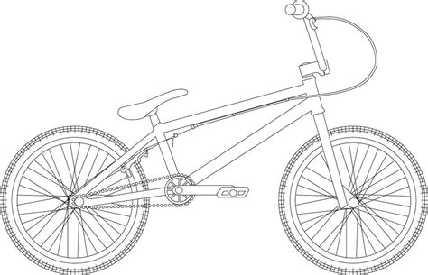 Mountain Bike Coloring Pages Coloring Home
