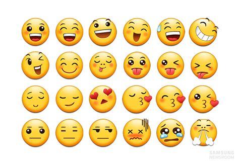 samsung emoji samsung s emoji suite makes for a more emotional digital world samsung global newsroom