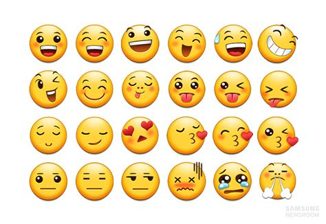 samsungs emoji suite     emotional digital
