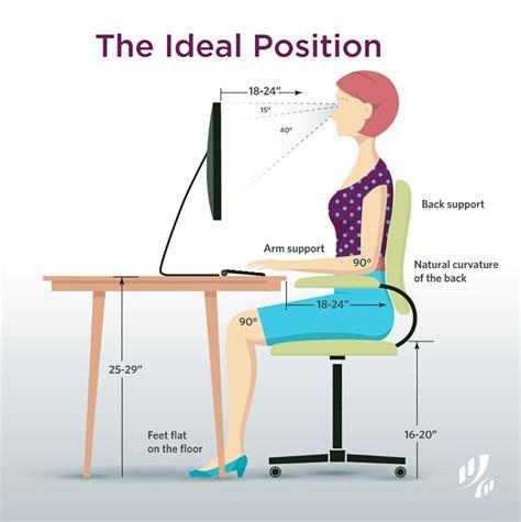best desk for posture computer desk posture 356 best posture images on pinterest