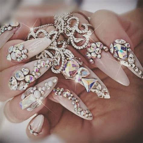 how to make nail jewelry nail nails nails jewellery nails jewelry style