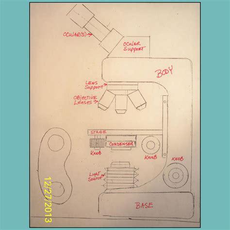 How To Make A Microscope Out Of Paper - make a cardboard binocular microscope