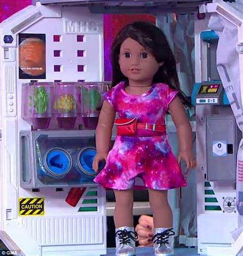 luciana american of the year 2018 book 1 books american reveals astronaut luciana is 2018 doll